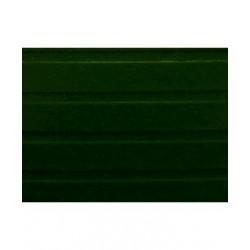 Verde Oscuro Acanalado